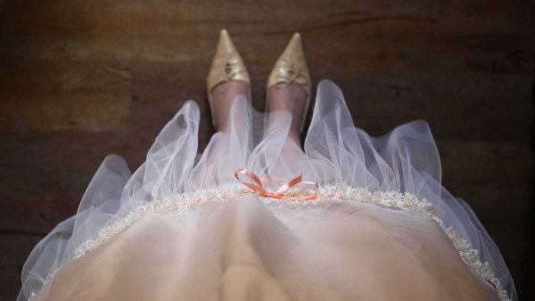 Silk Organza Tulle Petticoat by The Vintage Couturiere