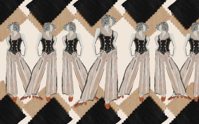 Designing a Victorian Inspired Waistcoat